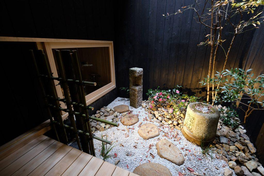 西洞院万寿寺 町家 改修