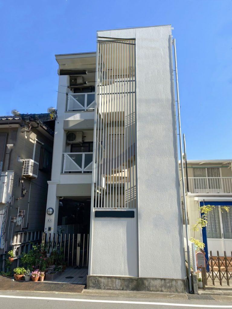 神戸 マンション 外部改修工事
