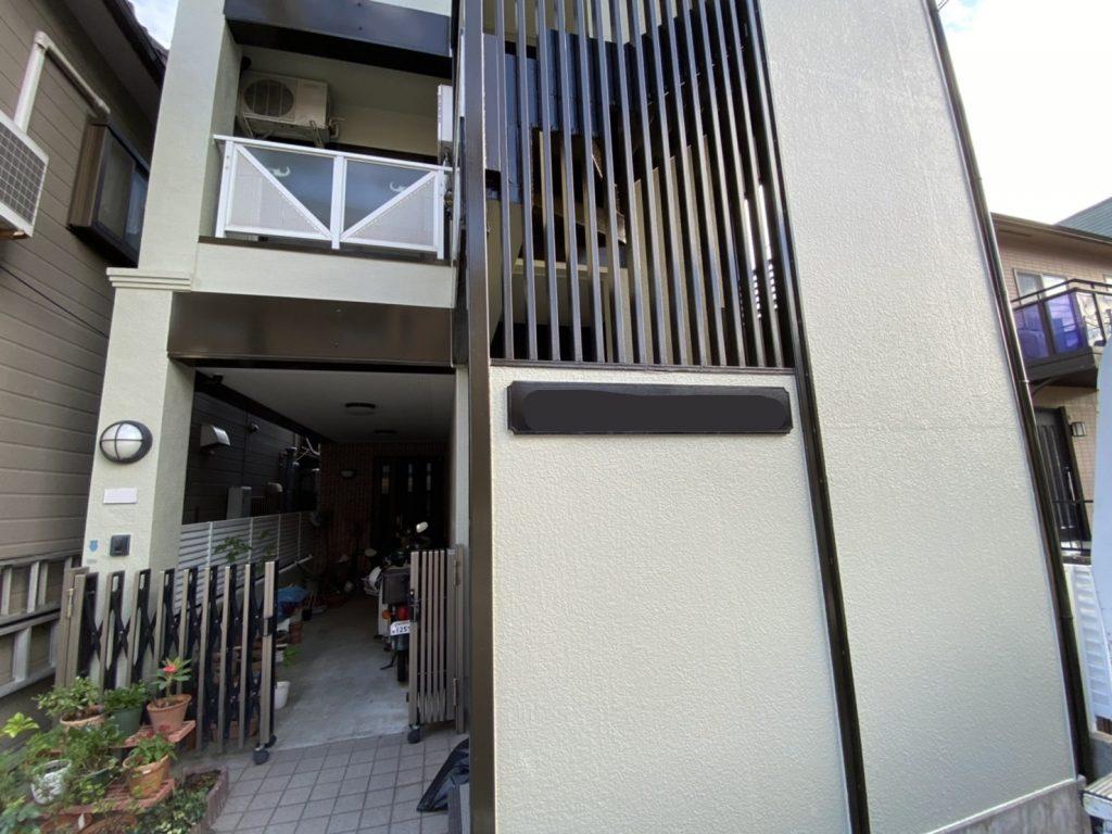 神戸 マンション 外壁改修工事