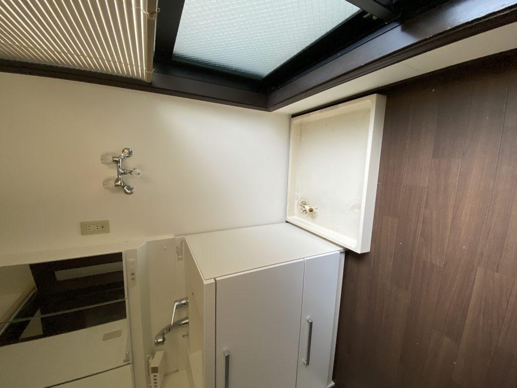 左京区住宅 乾燥機設置工事